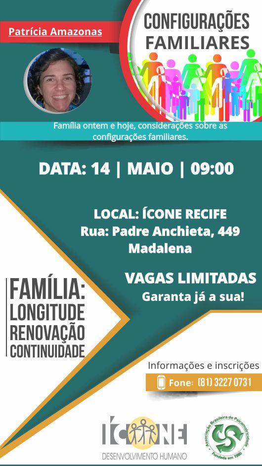 Família: Longitude, Renovação e Continuidade